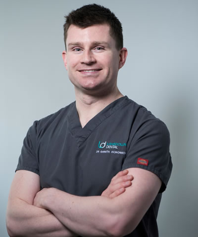 Dr Gareth McMorrow